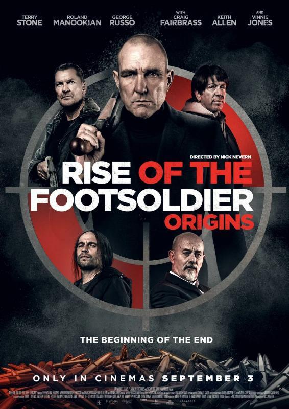 Восхождение пехотинца: Начало / Rise of the Footsoldier: Origins (2021) WEB-DL 1080p
