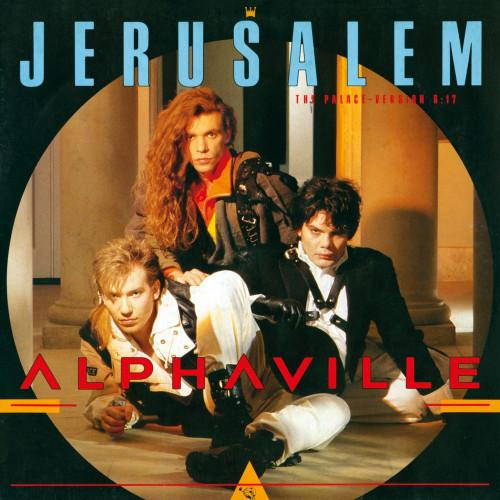 Alphaville - Jerusalem [EP, Remaster] (1986/2021) FLAC