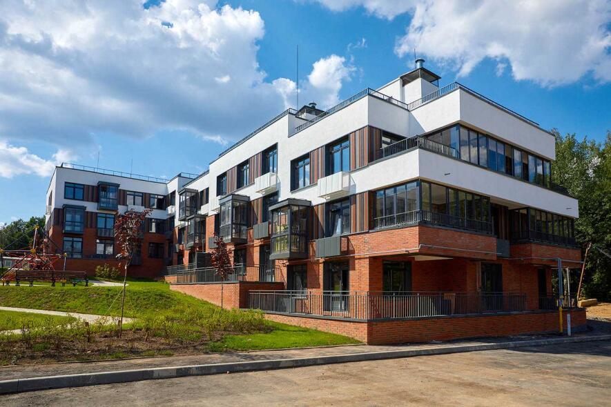 Покупка квартиры в резиденции Май – возможность комфортного устройства быта