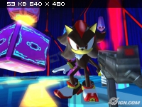 Shadow the Hedgehog [PAL] [NGC]
