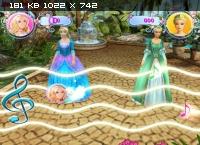 Barbie as The Island Princess [PAL] [Wii]