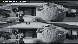 Франкенвини 3D / Frankenweenie 3D Вертикальная анаморфная