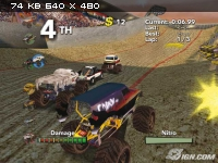 Monster Trux Arenas [PAL] [Wii]