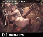 Aoin - Artwork collection / Сборник работ [Cen] [JPG] Hentai ART