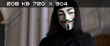 �V� ������ �������� / V for Vendetta (2006) HDRip | DUB