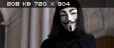 «V» значит Вендетта / V for Vendetta (2006) HDRip | DUB