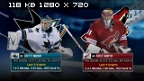 Хоккей. NHL 14/15, RS: San Jose Sharks vs Arizona Coyotes [13.02] (2015) HDStr 720p | 60 fps