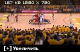 ���������. NBA Playoffs 2015. West. Final. Game 5. Houston Rockets vs. Golden State Warriors [27.05] (2015) HDTVRip 720p   50 fps