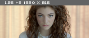 Lorde - Royals (2013) (WEB-DLRip 1080p) 60 fps