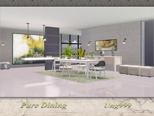 Creations dining room