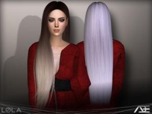 Женские прически (длинные волосы) - Страница 31 Ac0bc9d5e565e2ef4c9c512254f561a6