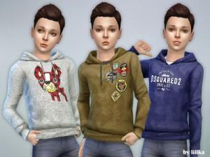 Повседневная одежда (топы, рубашки, свитера) - Страница 3 60b9acf409014c76875001b7c7c5e6ad