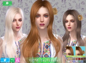 Женские прически (длинные волосы) - Страница 33 49e071b32168d0a314832c21d1301137