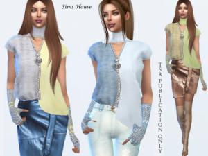 Повседневная одежда (топы, рубашки, свитера) - Страница 58 1b4e6e4ba4ec6fd0bf673a4290d39edb