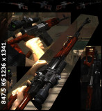 RE5 Cerberus Weapon Pack 65d22582ad75779763001089c31ad3a4