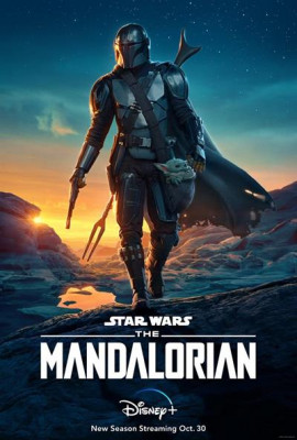 Мандалорец / The Mandalorian [Сезон: 2, Серии: 1-4 (8)] (2020) WEB-DL 1080p | AlexFilm, LostFilm, NewStudio, Jaskier, TVShows, Сербин