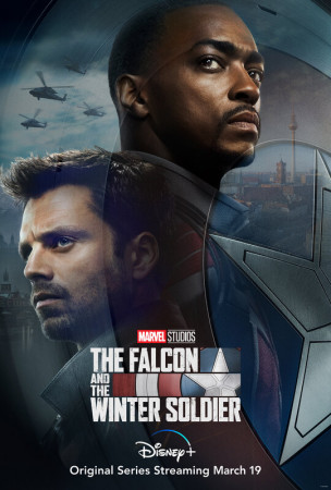 Сокол и Зимний Солдат / The Falcon and the Winter Soldier [Сезон: 1, Серии: 1-5 (6)] (2020) WEBRip-HEVC 2160p | NewComers
