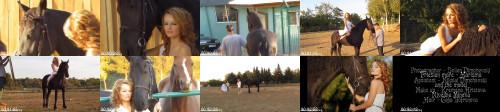 279eb3b459c84cb4afb926b2c7208ed3 - Equine Photoshoot With Friesian Behind The Scenes Neli And Harizma