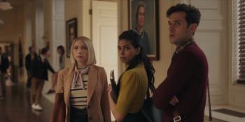 Сплетница / Gossip Girl [Сезон: 1, Серии: 1-6 (12)] (2021) WEBRip 1080p от Kerob